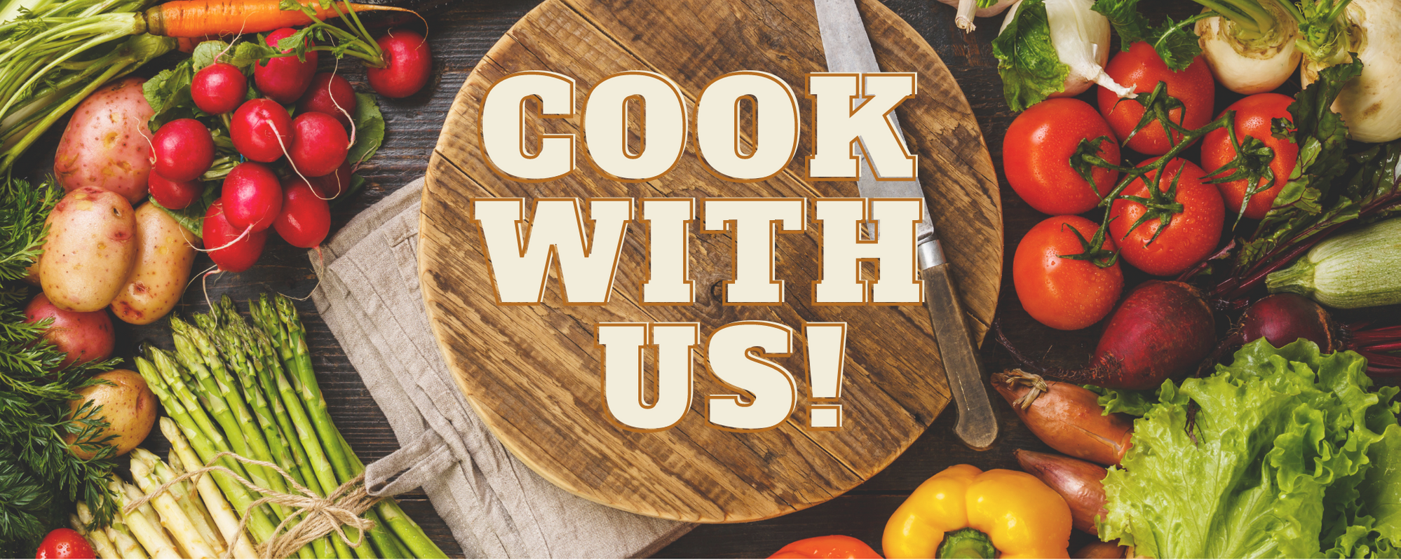 Cook With Us