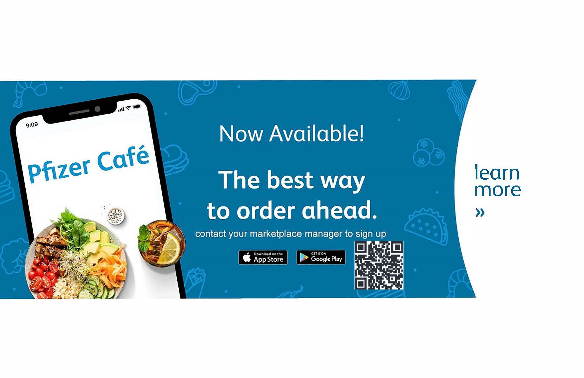 Now available Banner