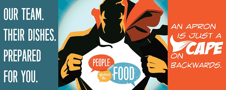 People Behind the Food