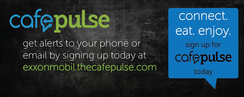 Cafe Pulse Banner