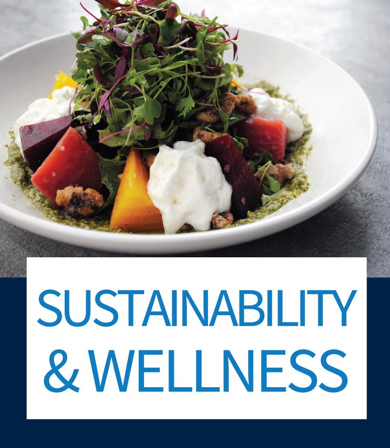 Sustainability & Wellness